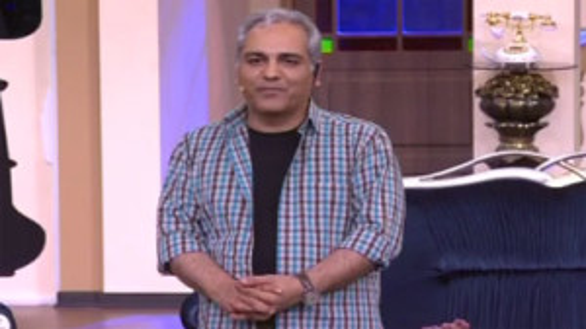استندآپ کمدی مهران مدیری مشکلات ساخت و ساز + فیلم