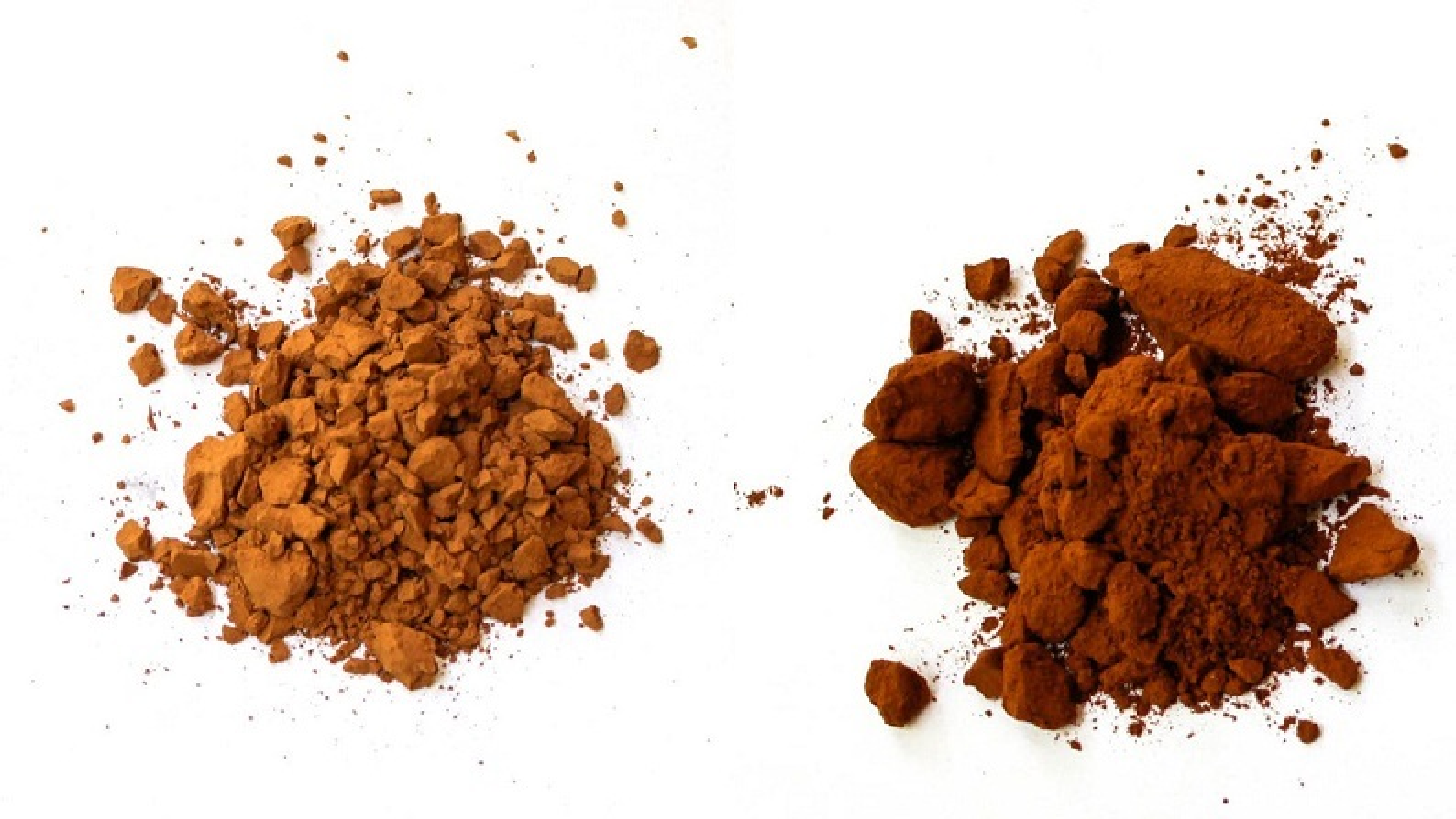 پودر کاکائوی طبیعی؛ عصاره شکلات چگونه تهیه می شود + فیلم
