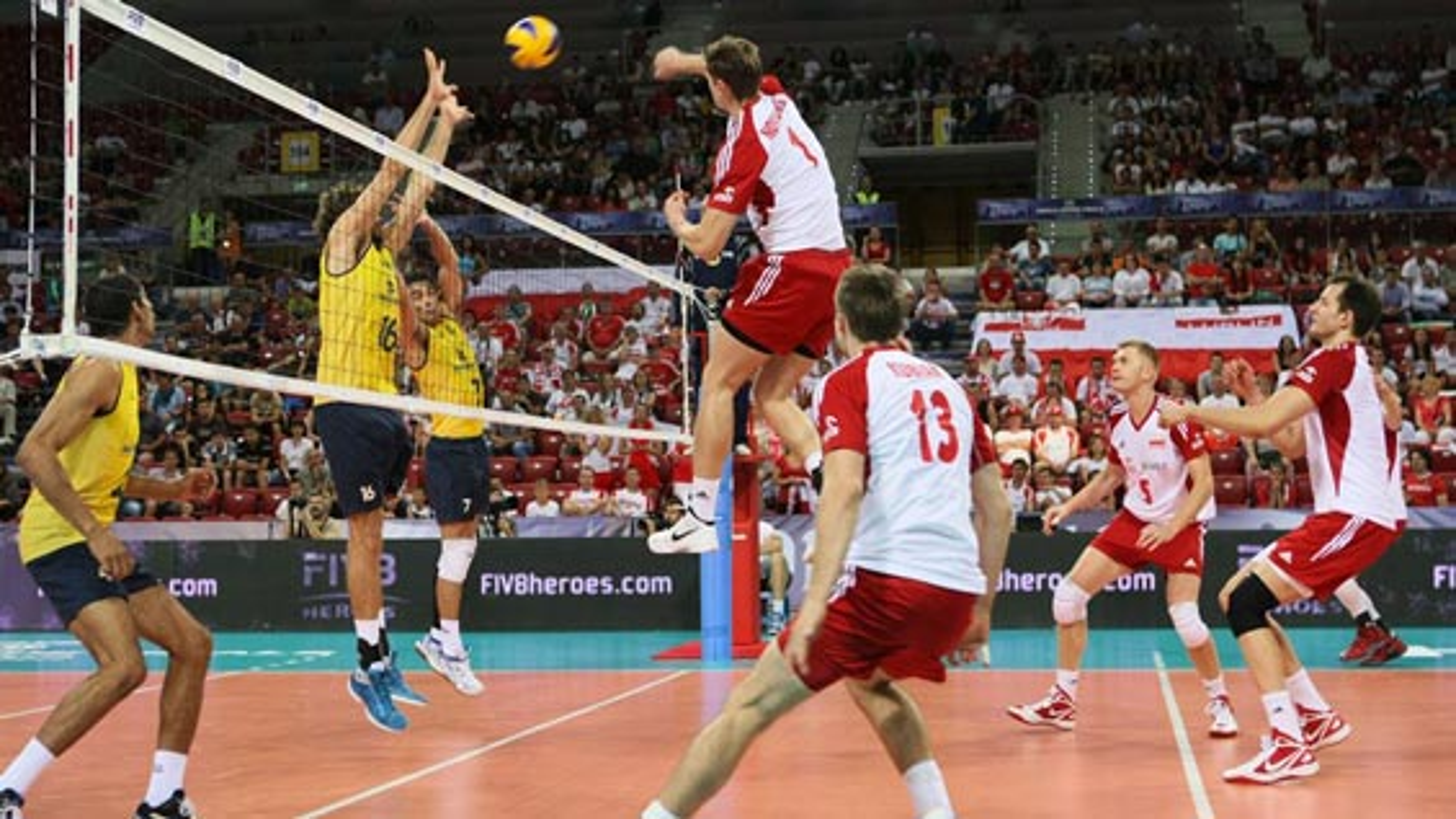 هایلایت روز اول والیبال قهرمانی باشگاههای جهان   فیلم