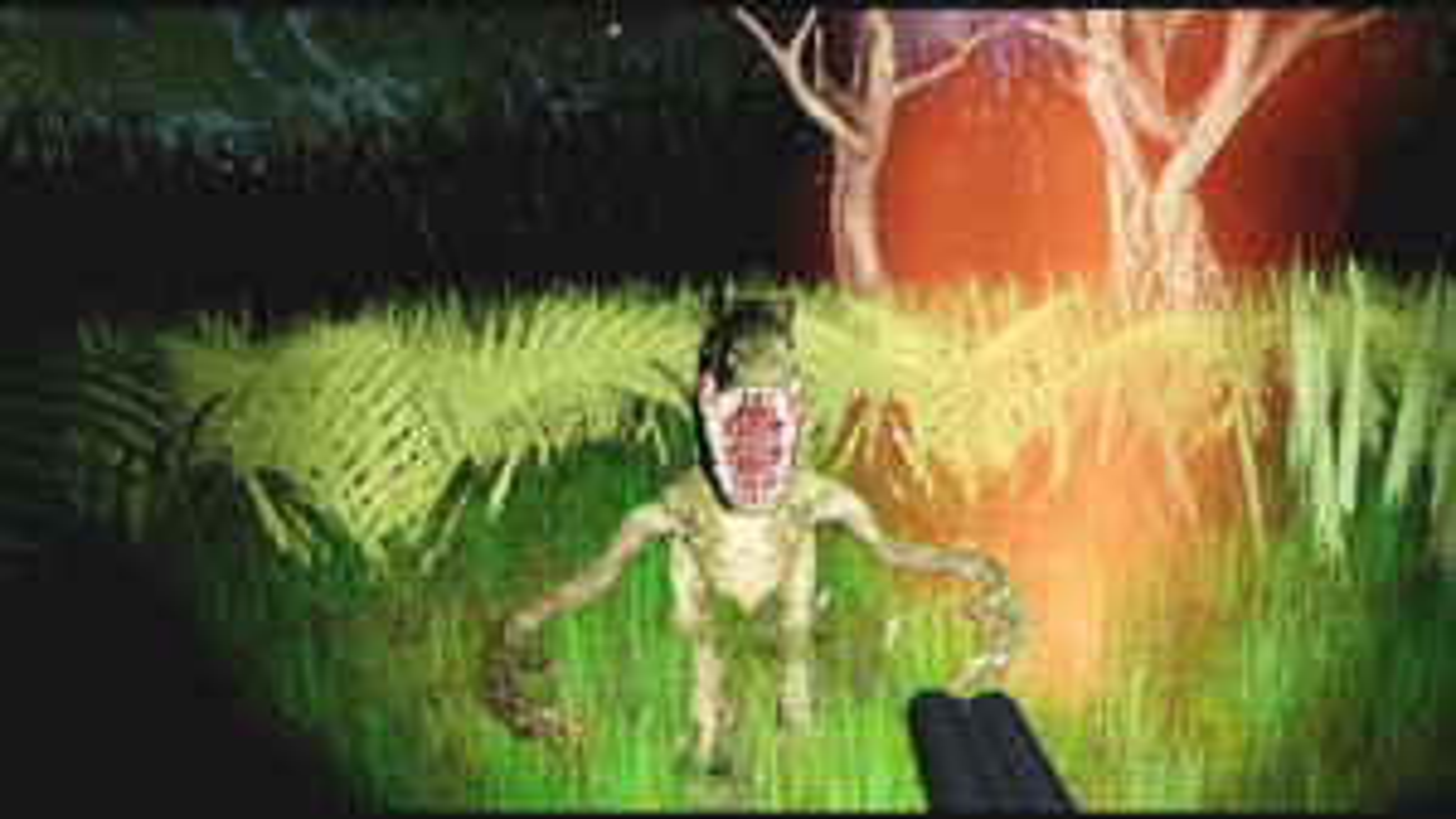 بازی هیجان انگیز و واقعیت مجازی Raptor valley 3D | فیلم