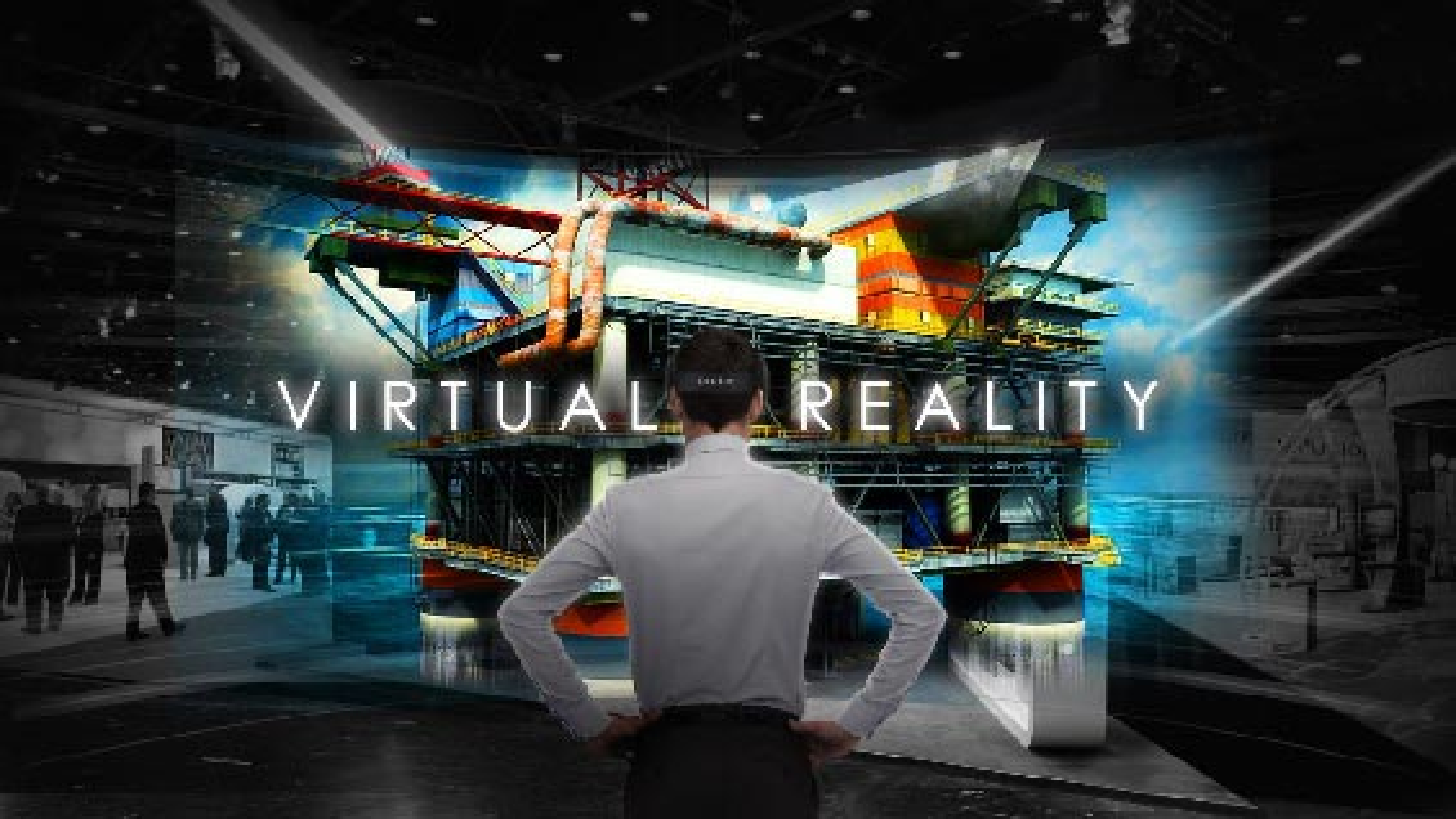واقعیت مجازی و واقعیت افزوده آینده ما را میسازند | فیلم
