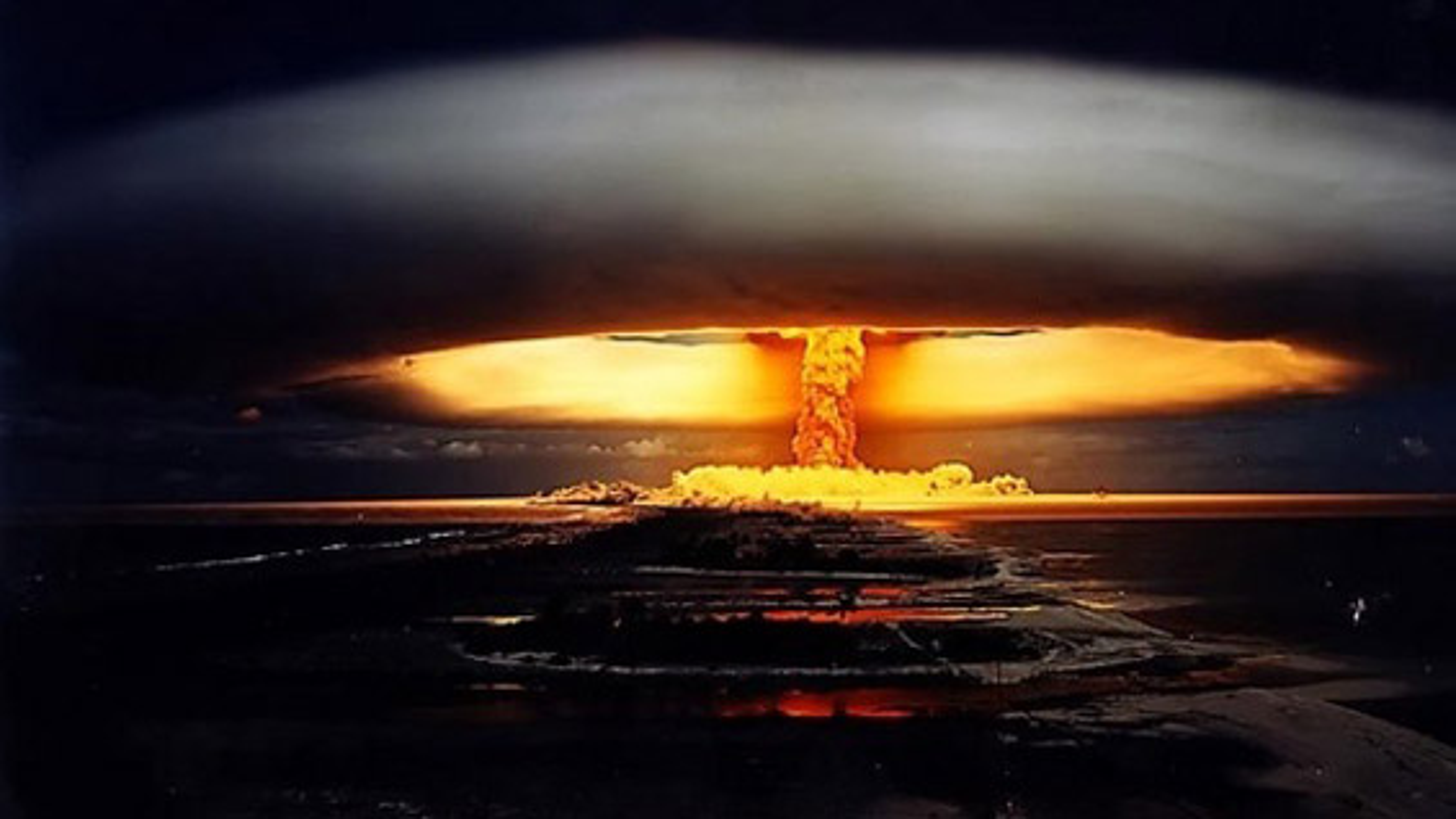 تزار؛ بزرگ ترین بمب اتمی منفجر شده در جهان   فیلم