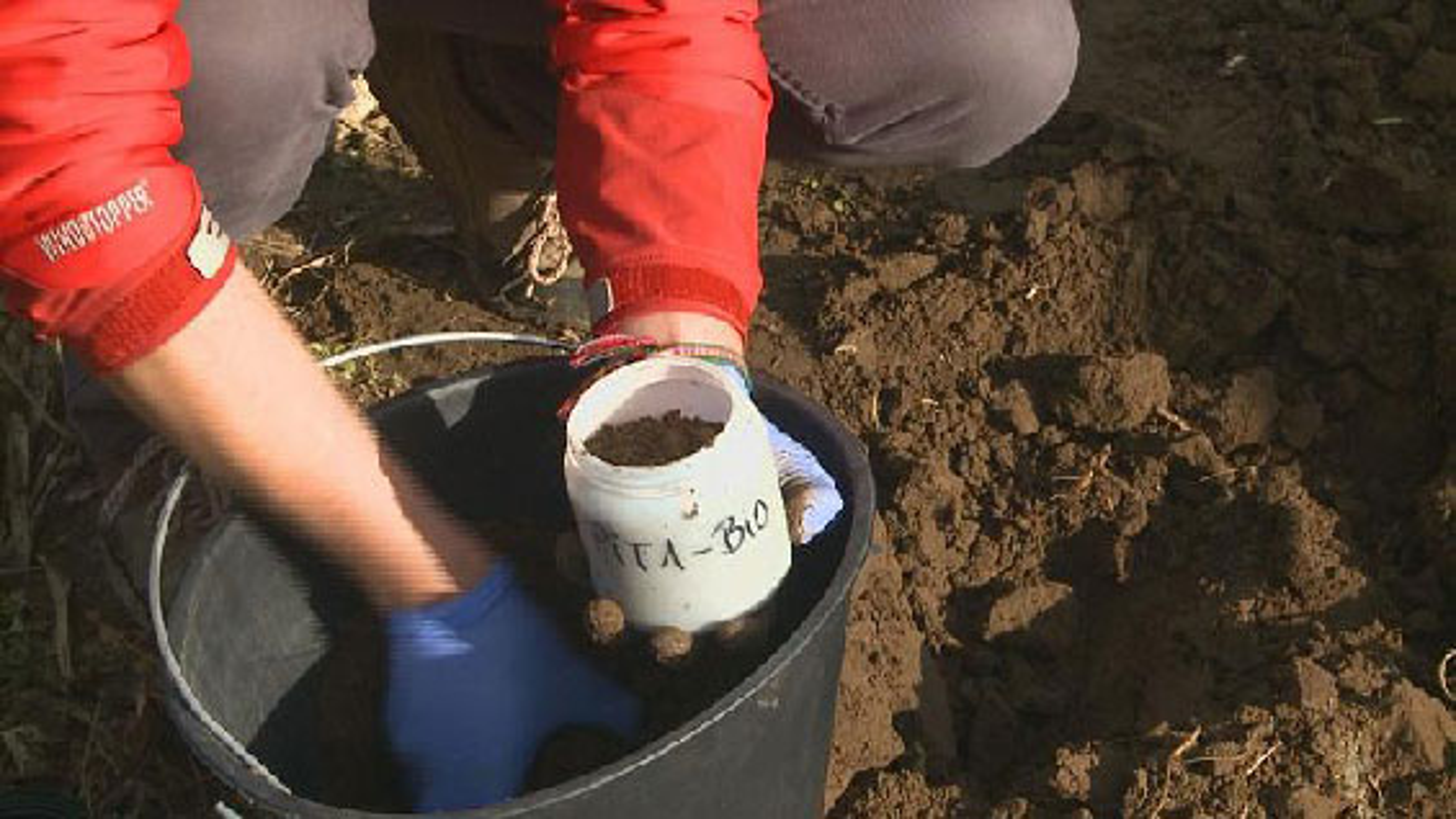 روشها نوین جلوگیری از فرسایش خاک | فیلم