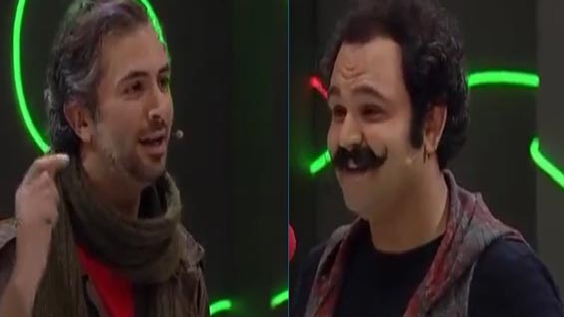 اجرای دو نفره طاها شجاع نوری و میلاد باقری در خندوانه | فیلم