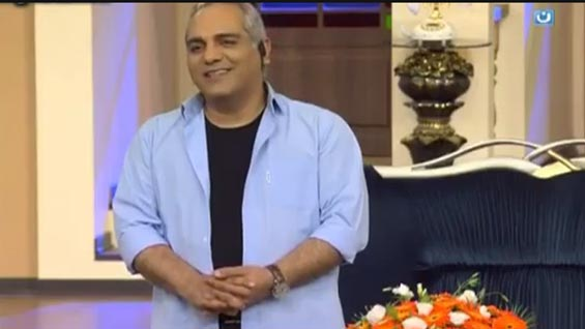 اعتیاد به موبایل در استندآپ کمدی مهران مدیری   فیلم