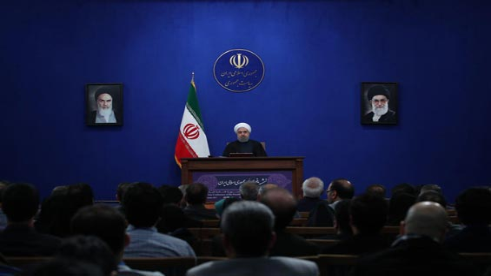 کنایه جالب دکتر روحانی به برخی منتقدان   فیلم