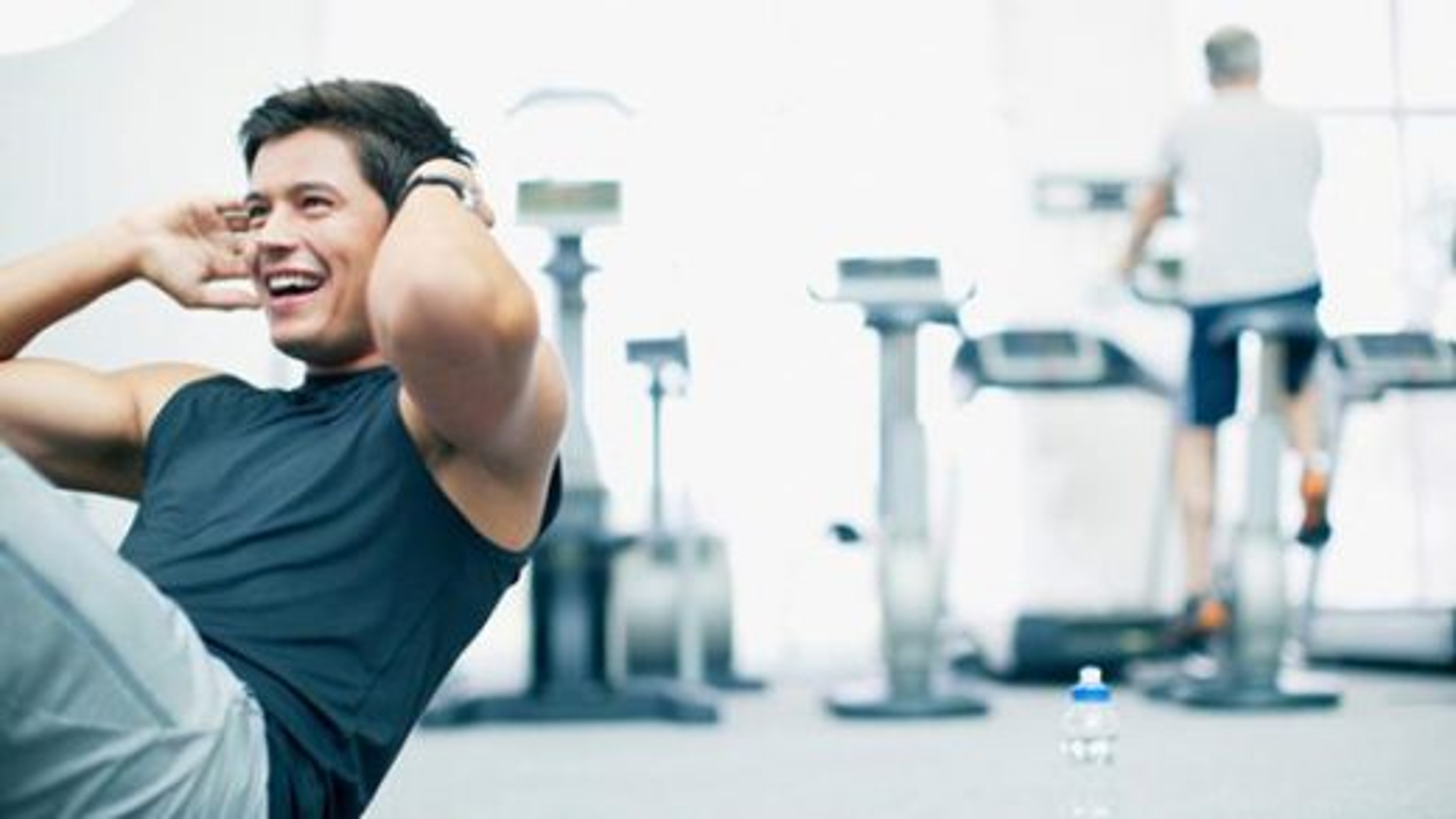 چند حرکت ورزشی ساده برای فیتنس|تگ