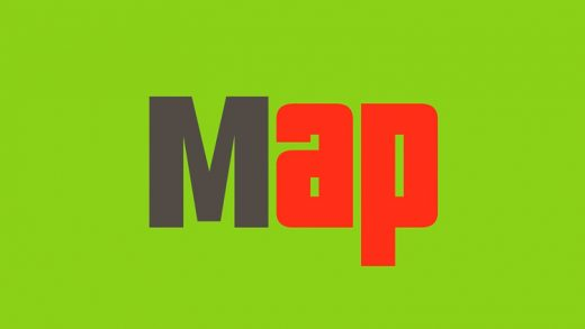 نقشه در انگلیسی | تگ