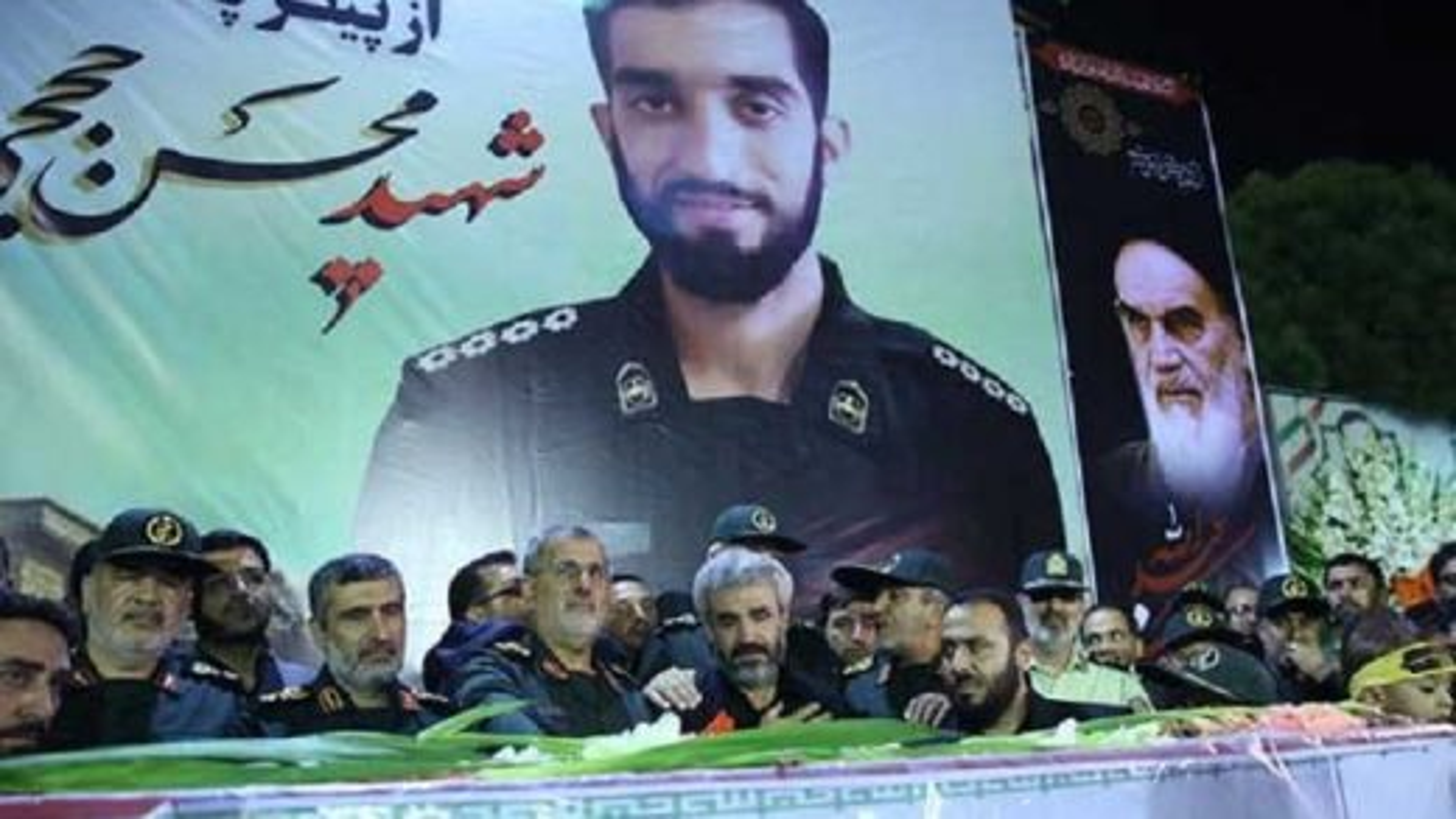 تصویر محدودیتهای ترافیکی برای تشییع پیکر شهید حججی | تگ