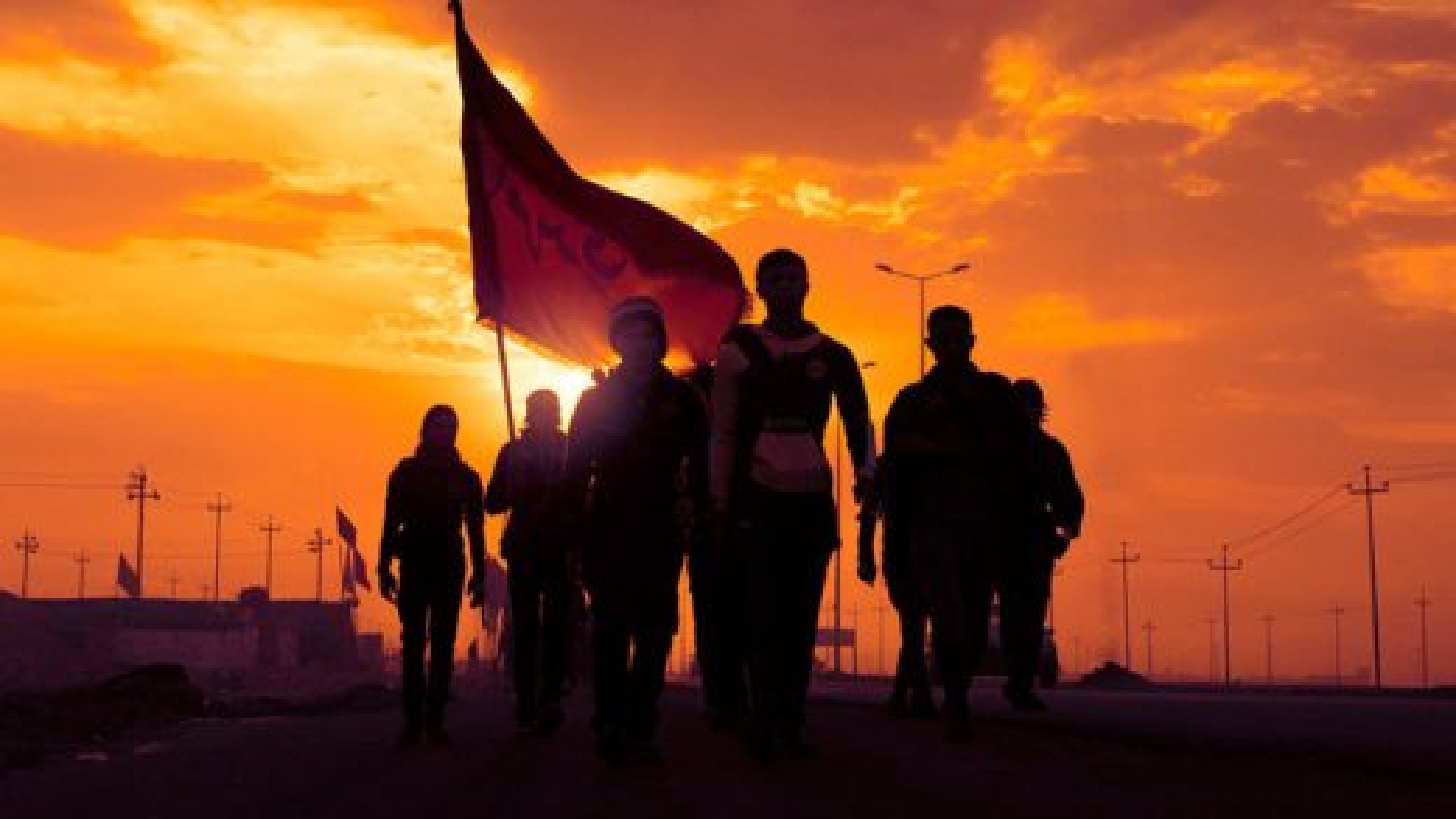 نماهنگ سوزناک مذهبی | تگ