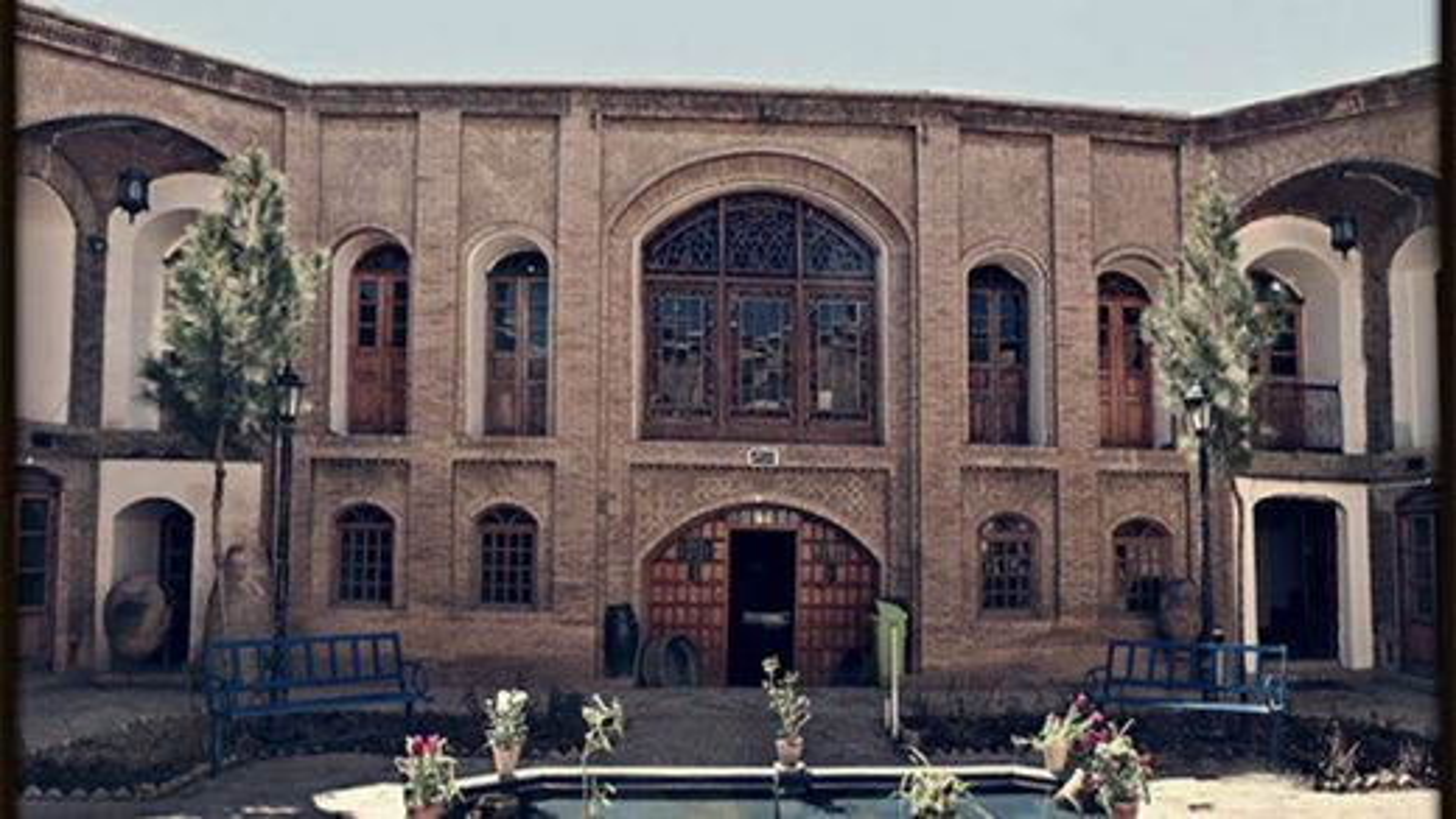 خانه تاریخی لطفعلیان در استان همدان | فیلم