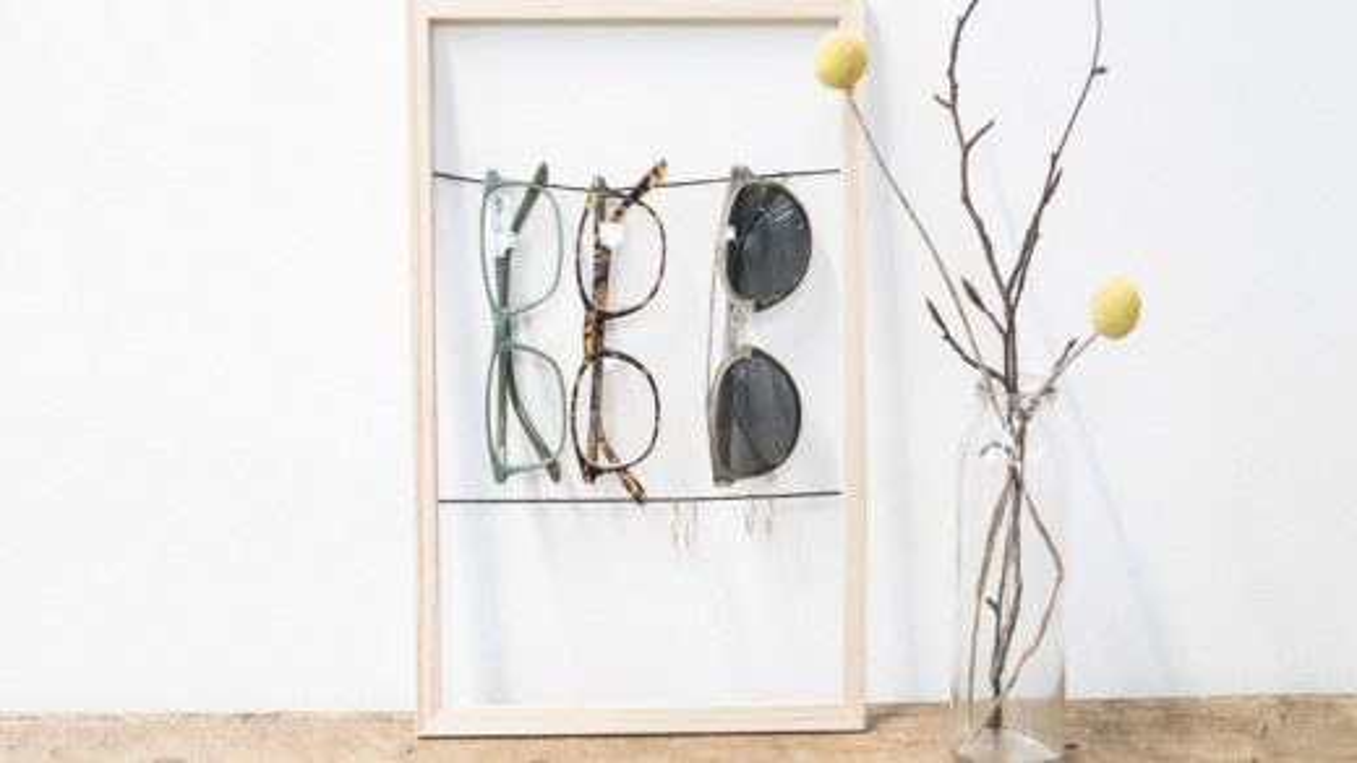 آموزش ساخت جا عینکی با استفاده از کاموا | فیلم