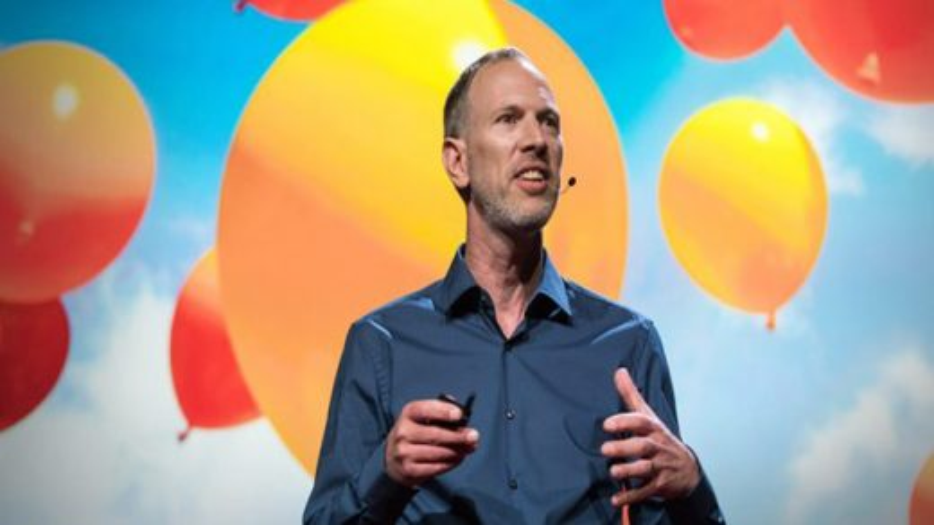 سخنرانی های تد؛ نیاز به ساخت یک بنیان انسانی جدید |فیلم