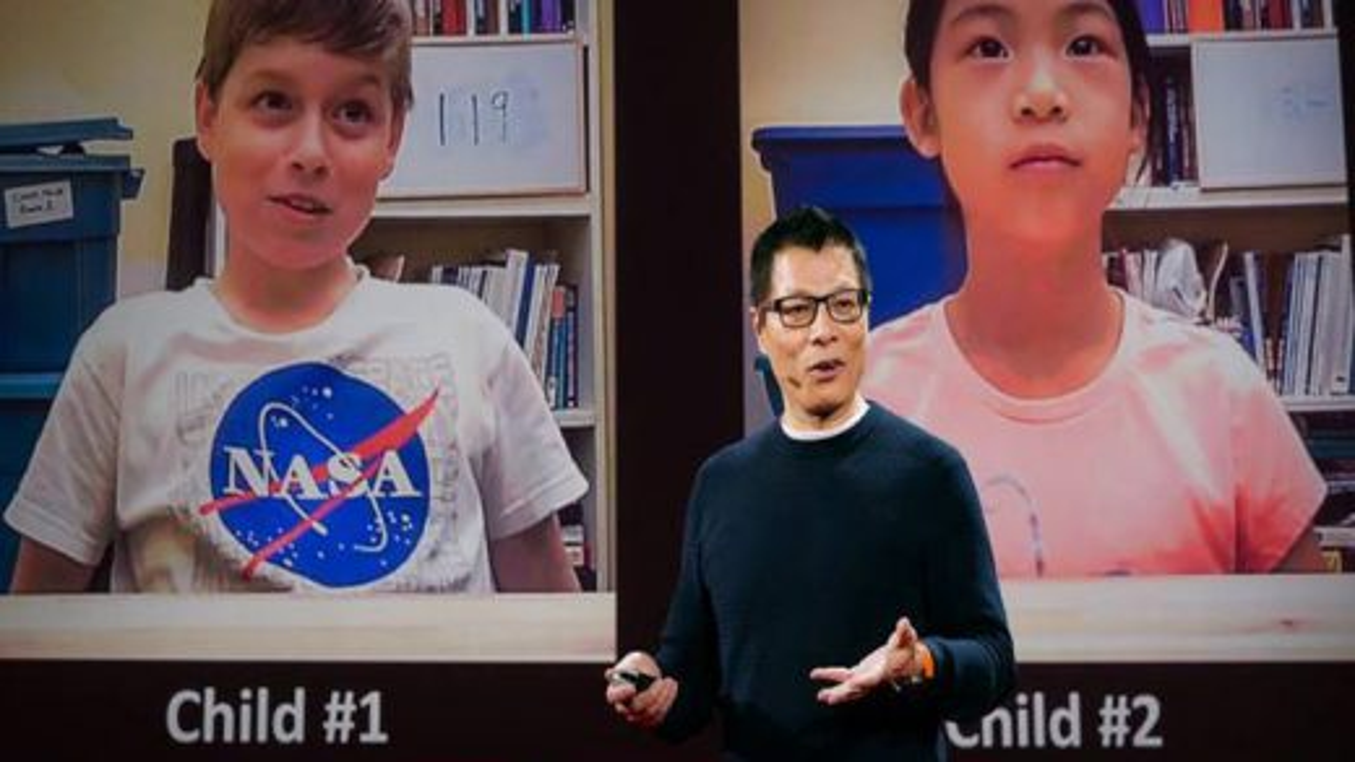 سخنرانی های تد ؛ آیا واقعاً میتوانیم تشخیص دهیم که کودکان دروغ می گویند |فیلم