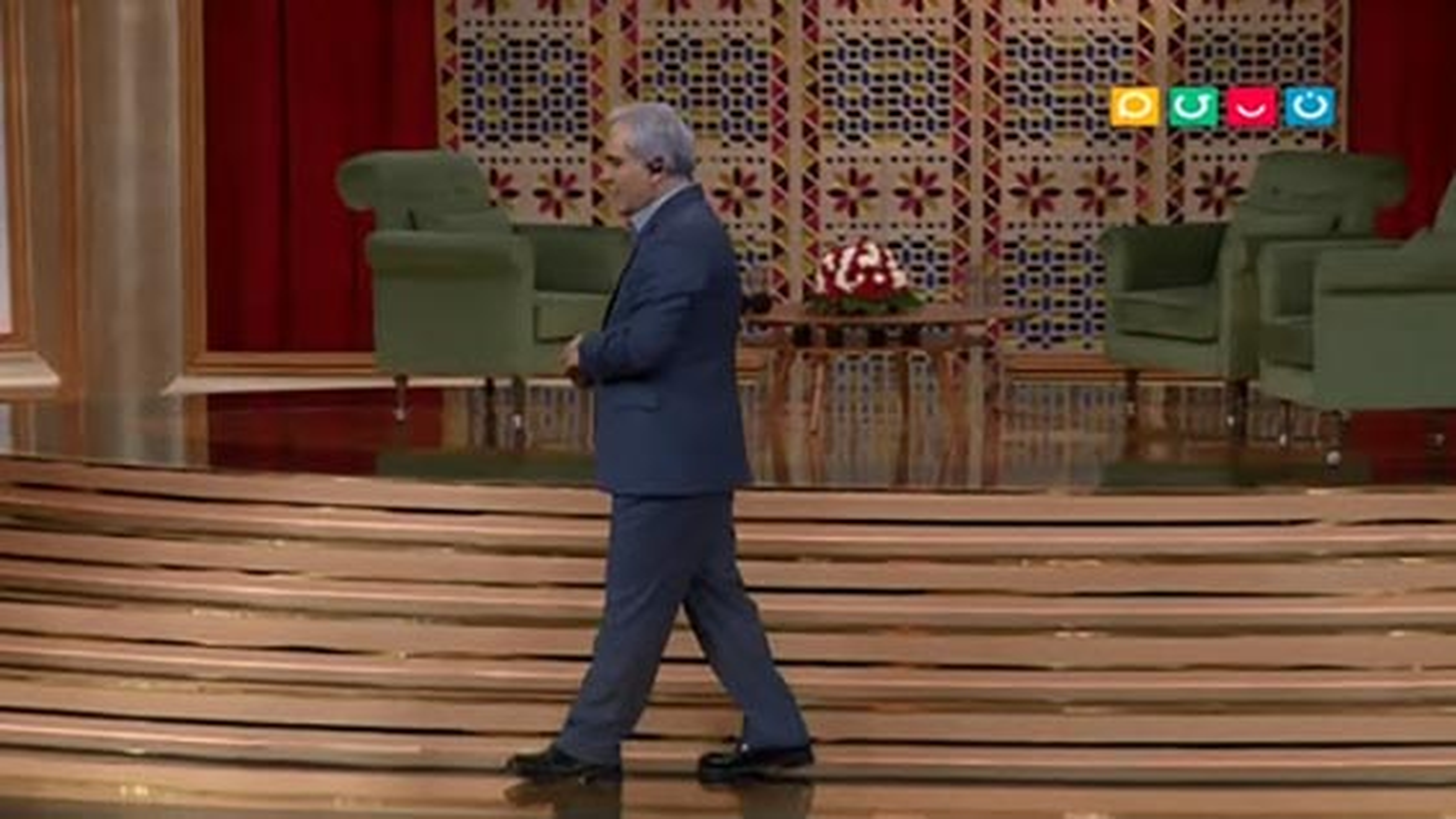 استندآپ کمدی مهران مدیری درباره خود اشتغالی   فیلم