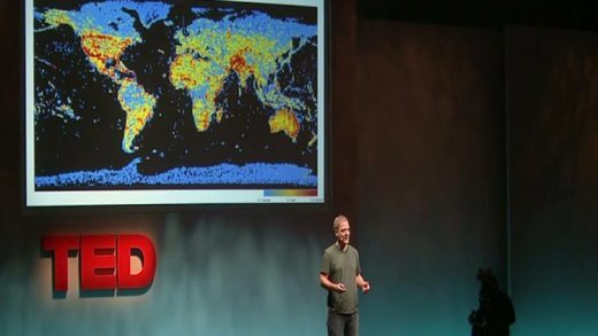 سخنرانیهای تد؛ چگونه بهترین عکسها را از جهان اطرافمان ثبت کنیم | فیلم