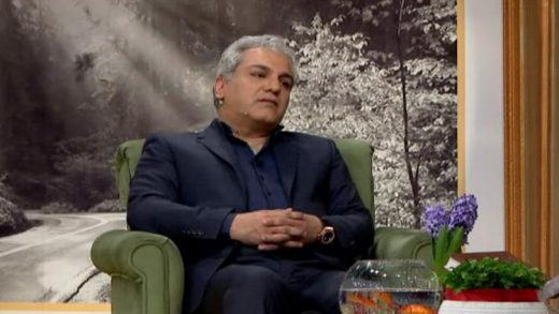 مهران مدیری   تگ