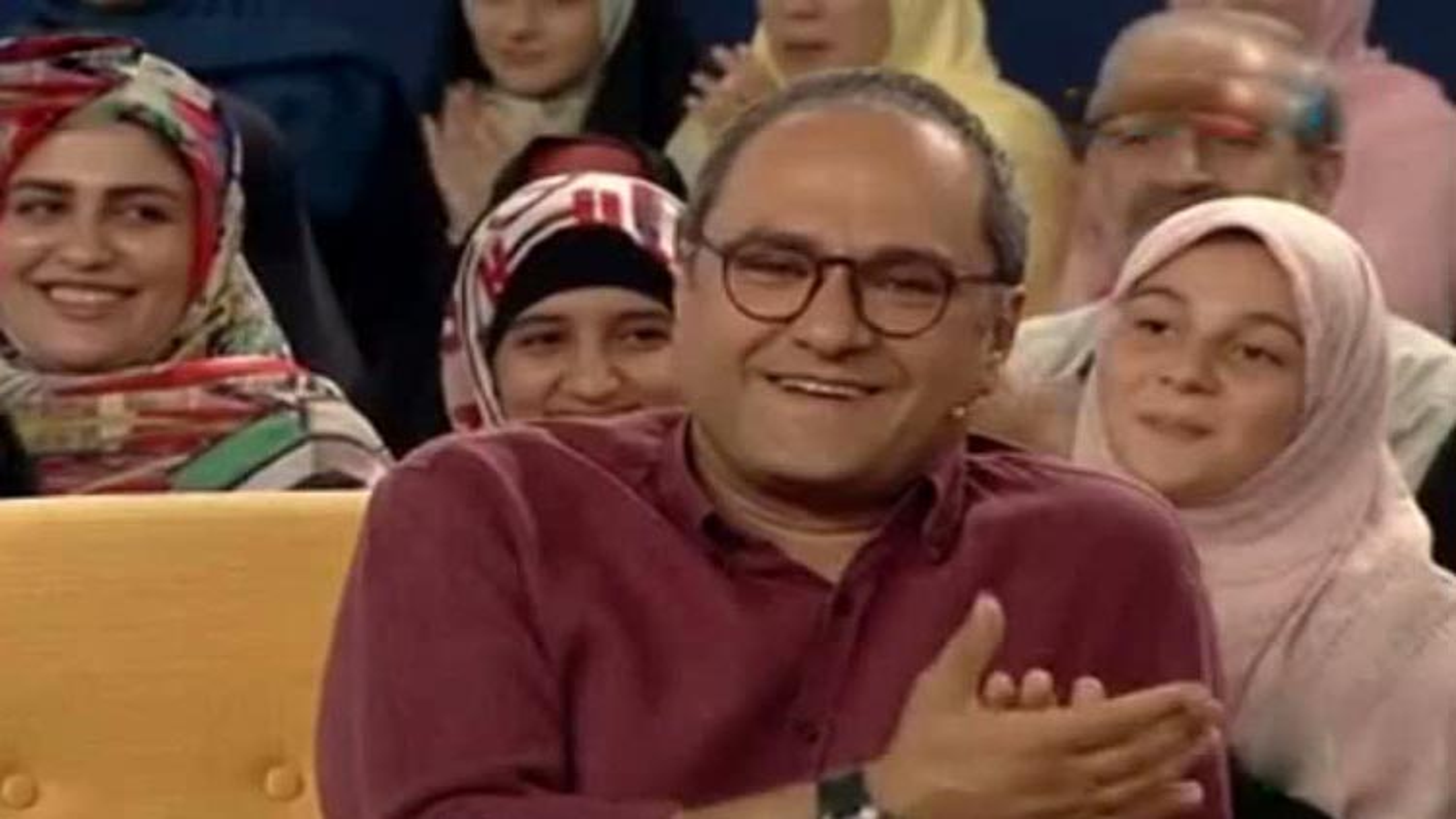 سوال رشیدپور از رامبد جوان درباره تداوم پخش خندوانه | فیلم