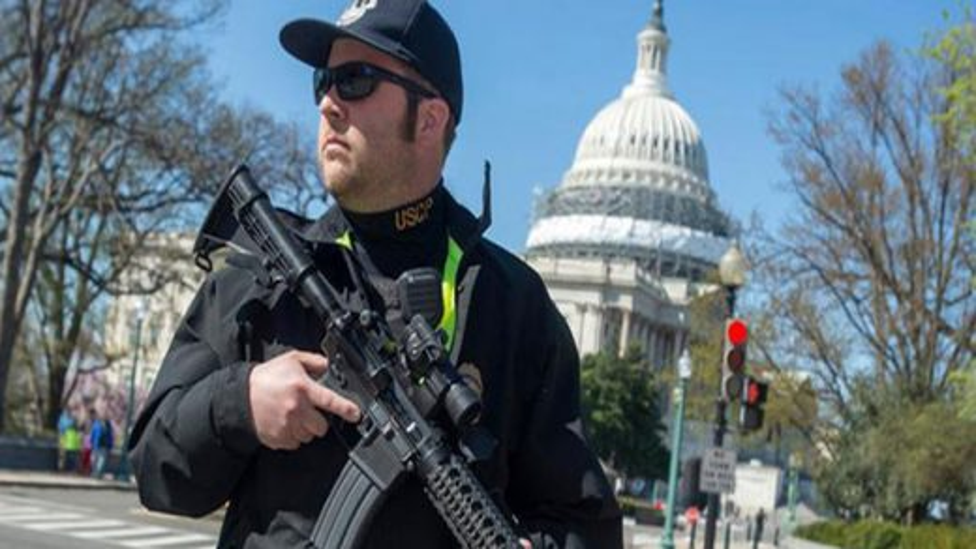 تیراندازی در کاخ سفید | تگ