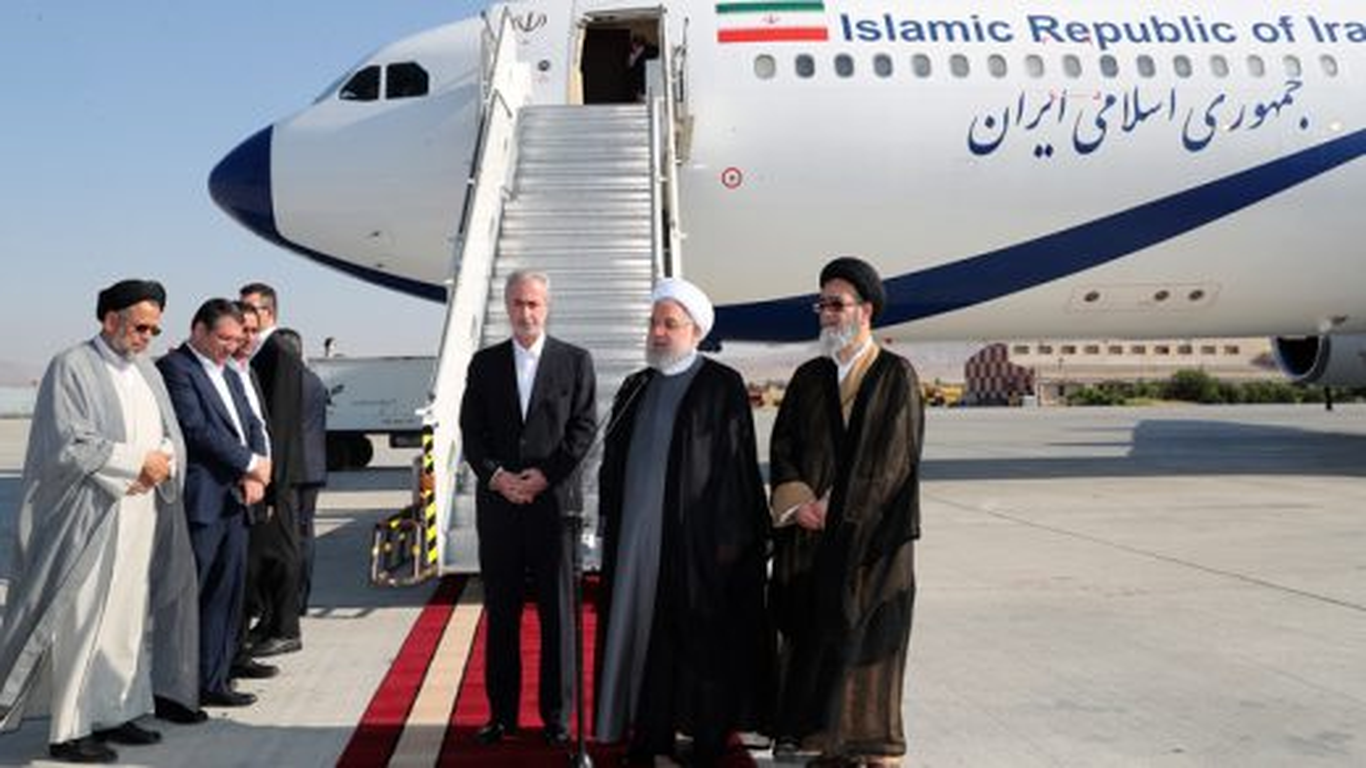 سفر روحانی به تبریز | تگ