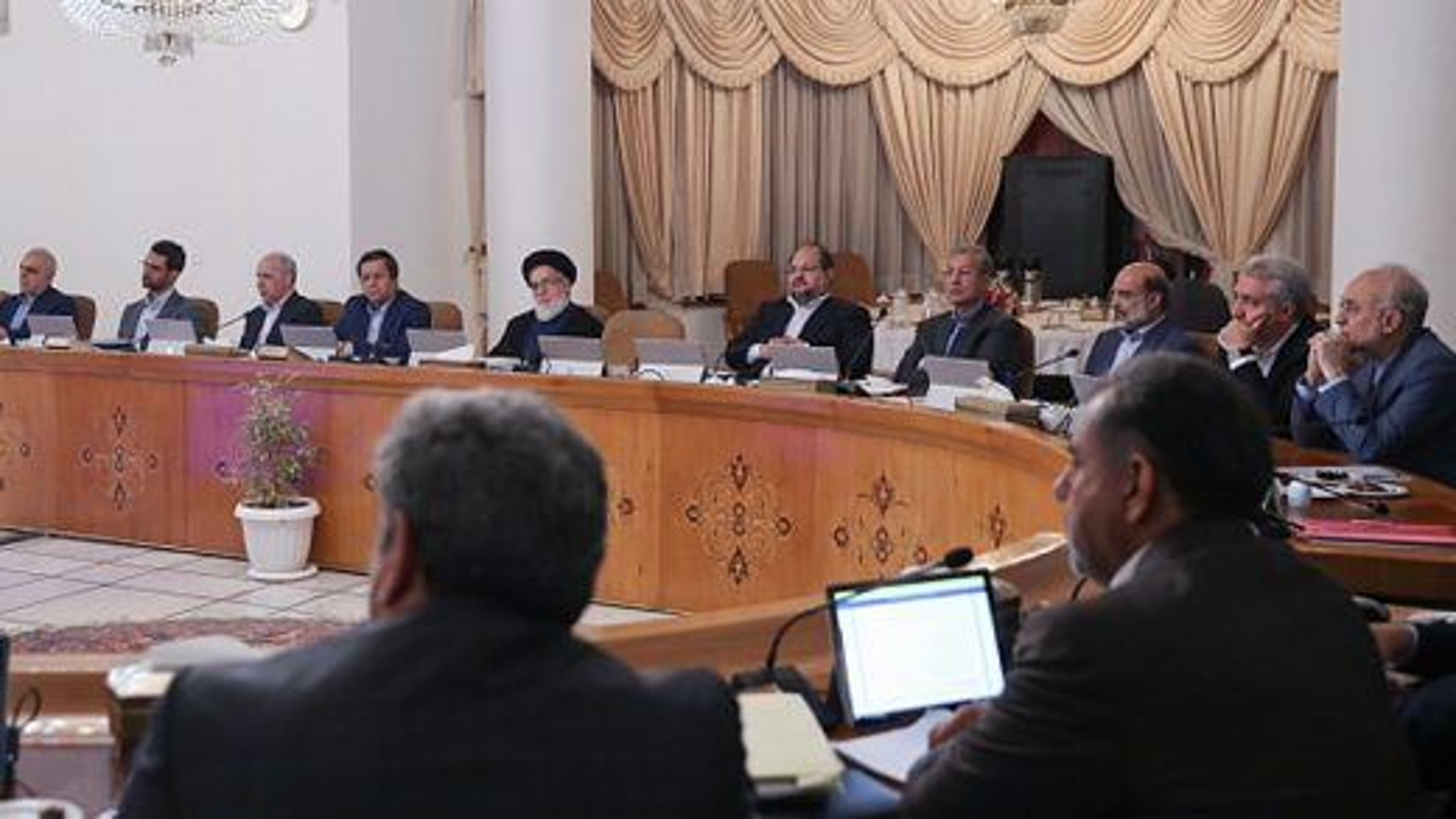 جلسه هیات دولت | تگ